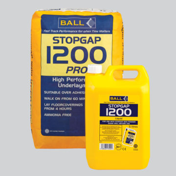 Stopgap 1200 Pro Smoothing Underlayment