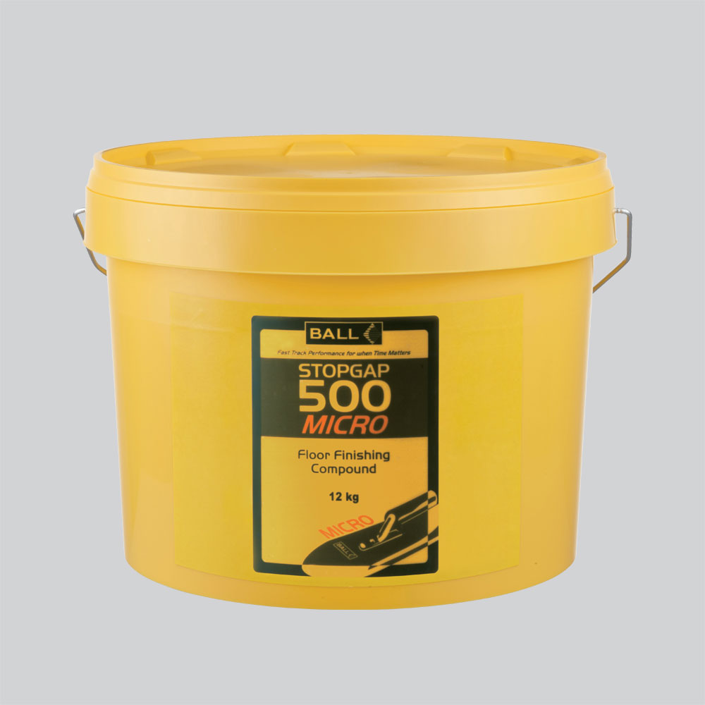 Stopgap 500 Micro Floor Finishing Compound