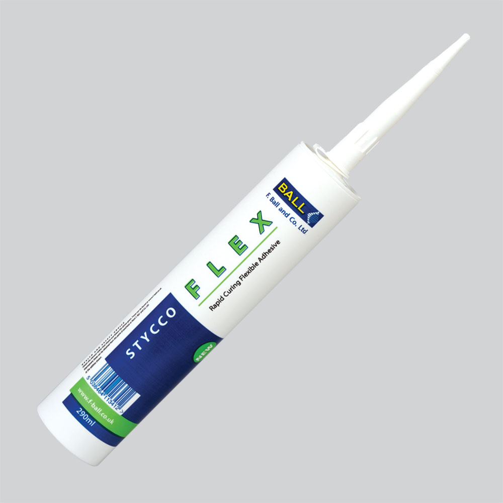 Stycco Flex Rapid Curing Flexible Adhesive