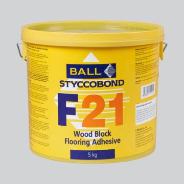 Styccobond F21 Wood Block Flooring Adhesive
