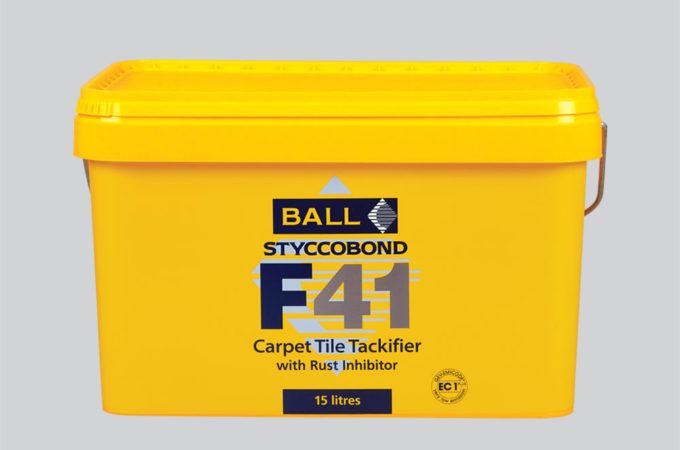 Styccobond F41 Carpet Tile Tackifier