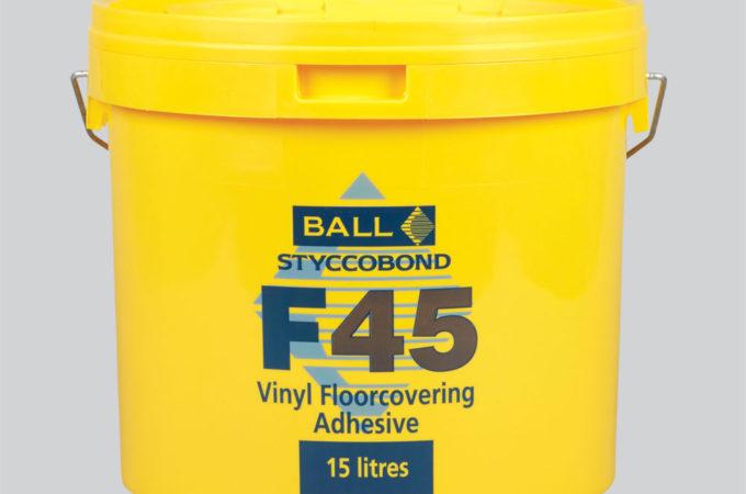 Styccobond F45 Vinyl Flooring Adhesive