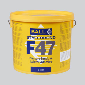 Styccobond F47 | Pressure Sensitive Adhesive