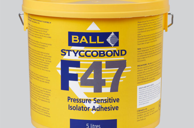 Styccobond F47   Pressure Sensitive Adhesive