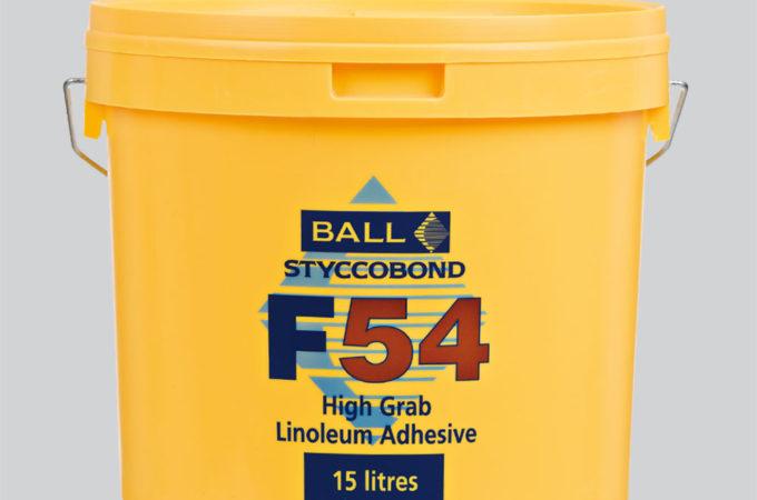 Styccobond F54 High Grab Linoleum Adhesive