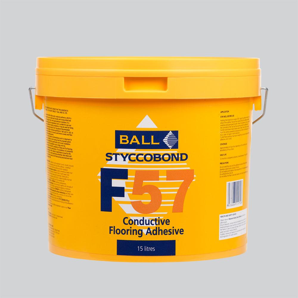 Styccobond F57 Conductive Acrylic Flooring Adhesive