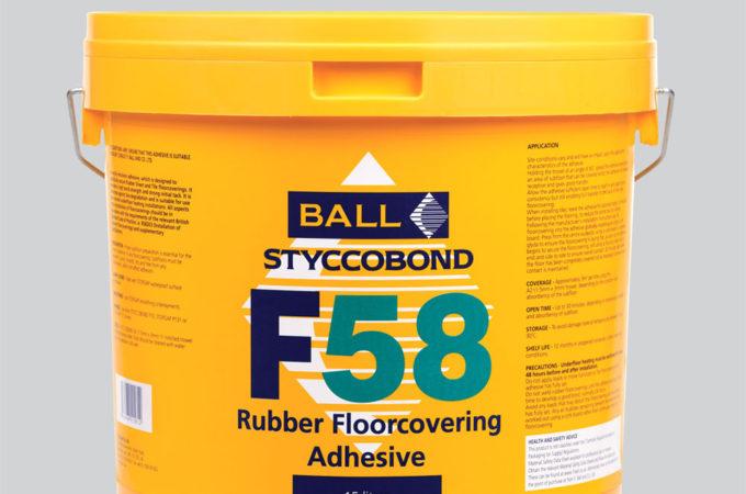 Styccobond F58 Rubber Flooring Adhesive