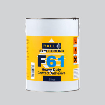 Styccobond F61 Heavy Duty Contact Adhesive
