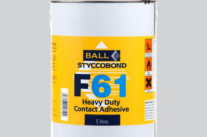 Styccobond F61 Heavy Duty Contact Adhesive