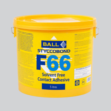 Styccobond F66 Solvent Free Contact Adhesive