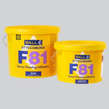 Styccobond F81 Epoxy Flooring Adhesive