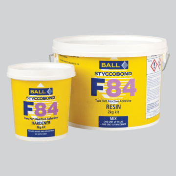 Styccobond F84 Two Part Flooring Adhesive