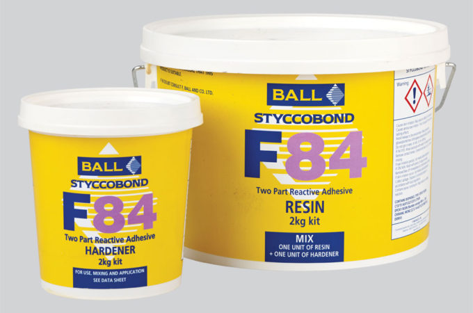 Styccobond F84 Two Part Flooring Adhesive