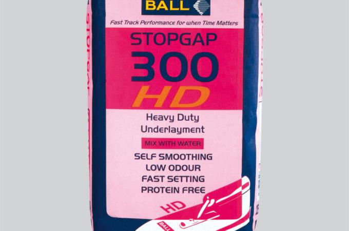 Stopgap 300 HD Heavy-Duty Floor Smoothing Underlayment