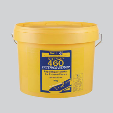 Stopgap 460 Exterior Rapid Repair Compound for Floors