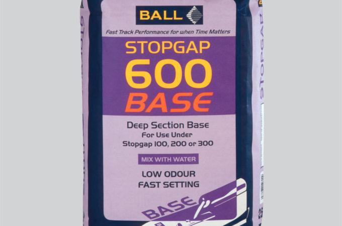 Stopgap 600 Base Deep Section Compound