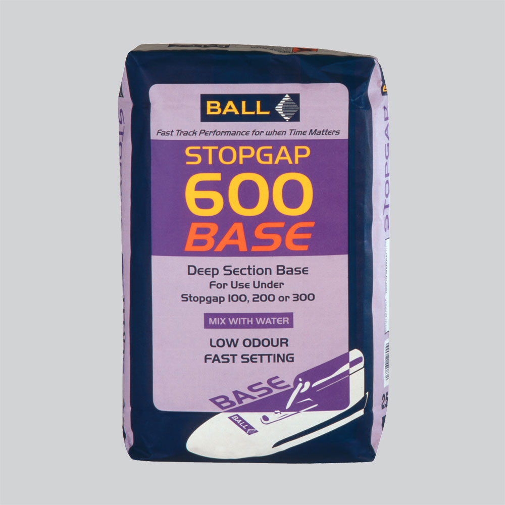 Stopgap 600 Base Deep Section Compound