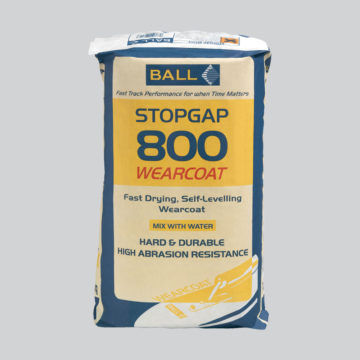 Stopgap 800 Wearcoat Self-Levelling Wearing Surface