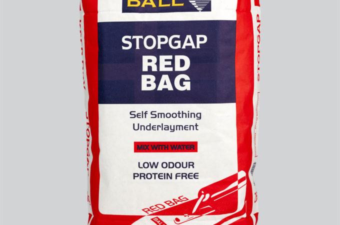 Stopgap Red Bag Self-Smoothing Underlayment