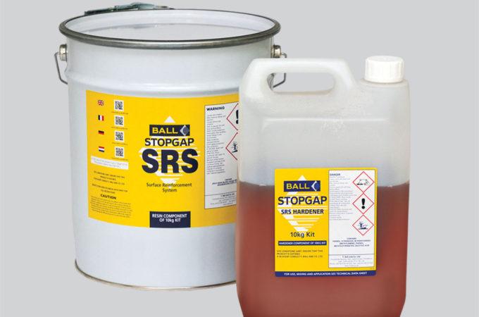 Stopgap SRS Surface Reinforcement System