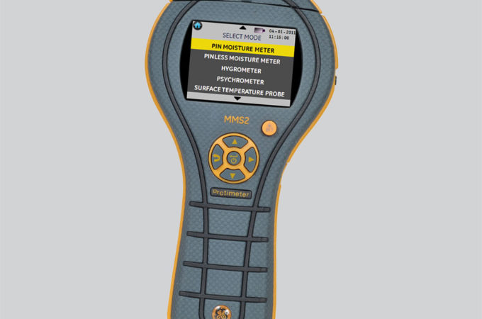 Photometer MMS2 Moisture Measurement System